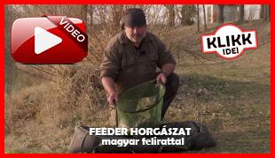 Feeder horgászat